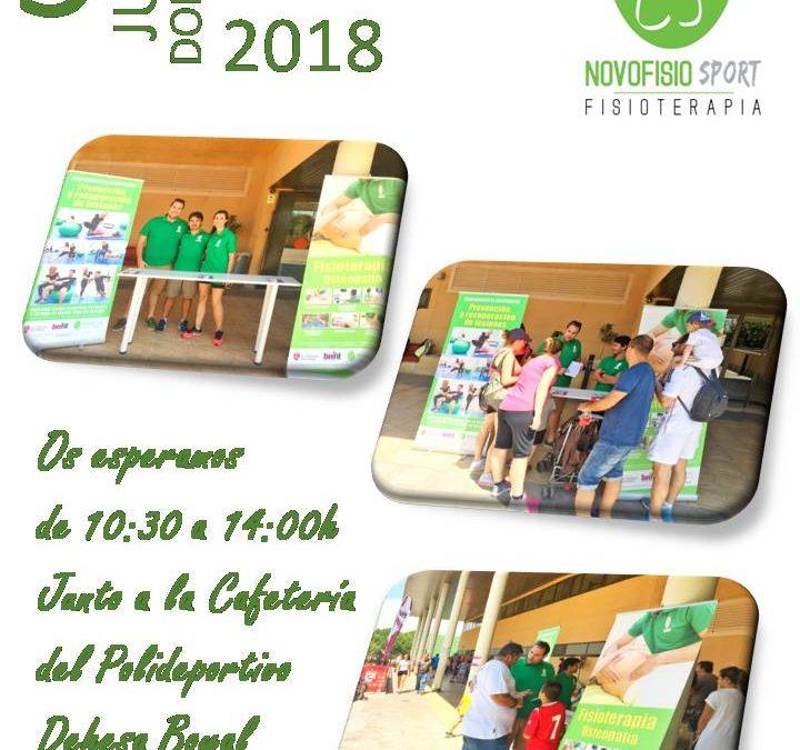 ESTE DOMINGO 3 DE JUNIO ¡¡¡¡ FIESTA DEL DEPORTE !!!!