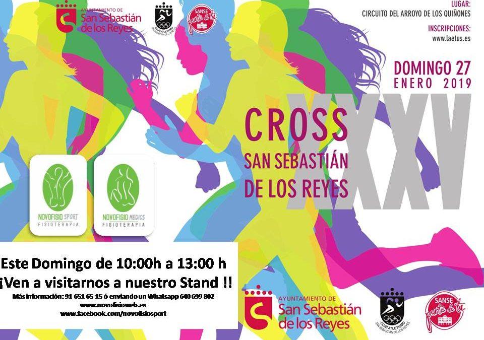 Novofisio Sport os espera este domingo 27 de enero en el CROSS DE SANSE.
