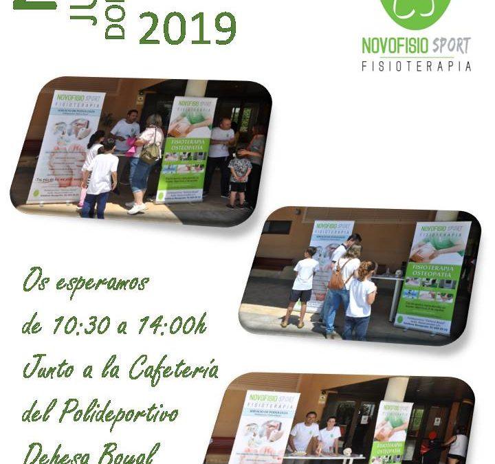 FIESTA DEL DEPORTE 2 DE JUNIO 2019